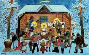 Co jsou Vánoce a o čem je křesťanství?