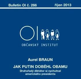 Jak Putin doběhl Obamu (Bulletin č.266)