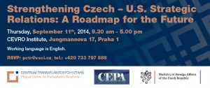 Strengthening Czech - U.S. Relations (1)