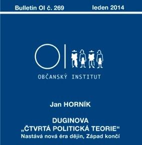 """Duginova """"Čtvrtá politická teorie"""" (Bulletin č.269)"""