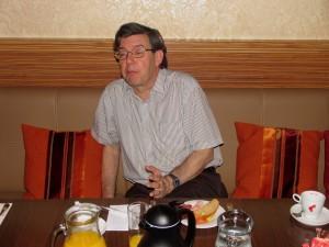 Uzavřená debata s profesorem Lotharem Höbeltem –  Debate with Professor Lothar Höbelt