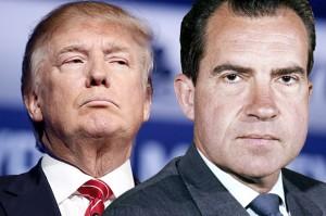 Je Trump druhý Nixon?