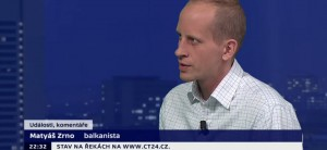 Matyáš Zrno v Událostech komentářích k Makedonii