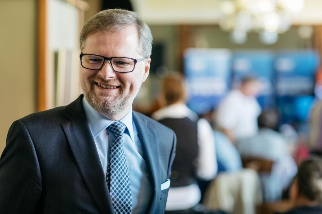Petr Fiala – leader, který si zaslouží šanci