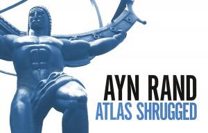 Atlasova vzpoura, parodie na kapitalismus