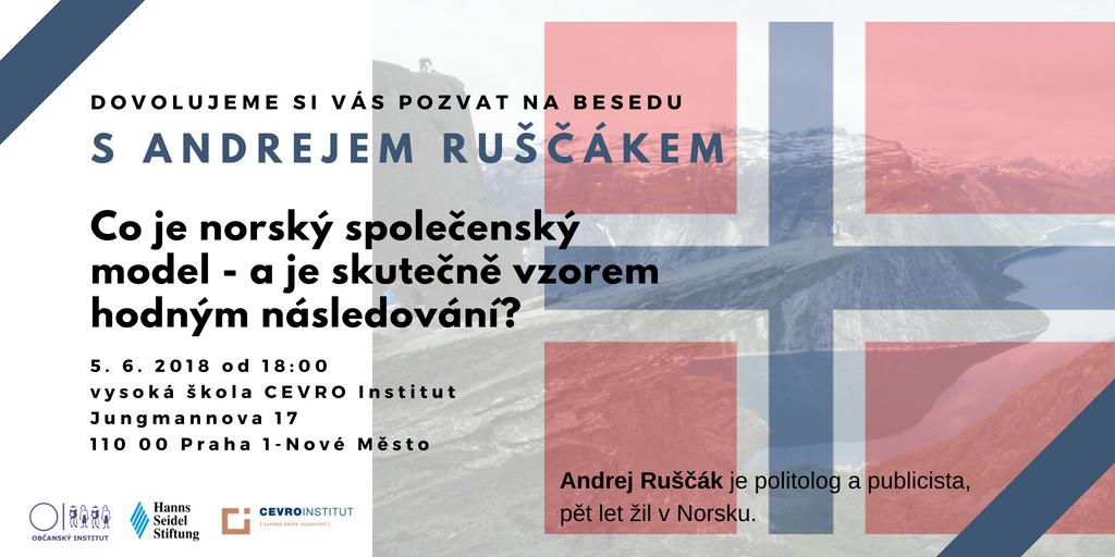 Andrej Ruscak Norsko 5. 6. 2018